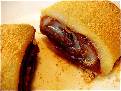 Пирожные из соевой муки