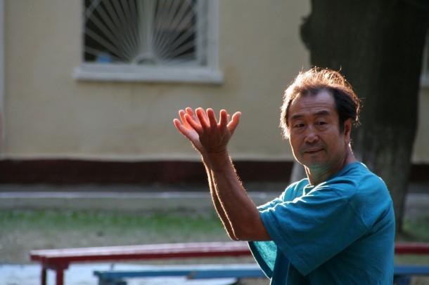 Мастер Му Юйчунь