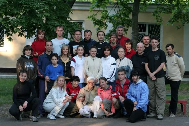 Семинар по традиционному ушу с Мастером Му Юйчунем в Одессе