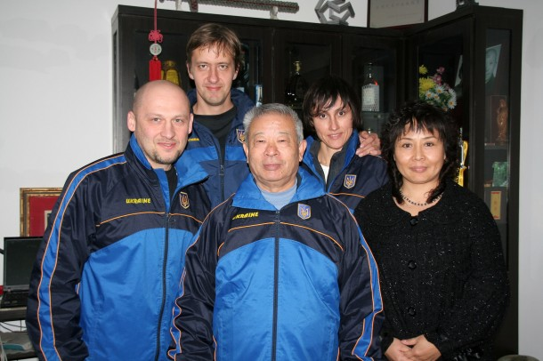 Встречи, с, легендарным, тренером, и, мастером, ушу, У, Бинем, в, Пекине, Встречи с, легендарным тренером, мастером ушу, У Бинем, в Пекине