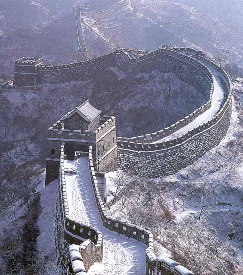 Великая Китайская стена с